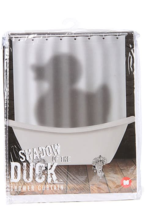 shadow of the duck shower curtain mustard shower curtain shadow of the duck in white