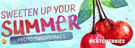 Dive Into Summer Sweepstakes - and now u know