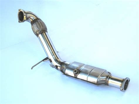 volvo 850 downpipe elevate volvo s60r turbo 3 5 quot performance downpipe with