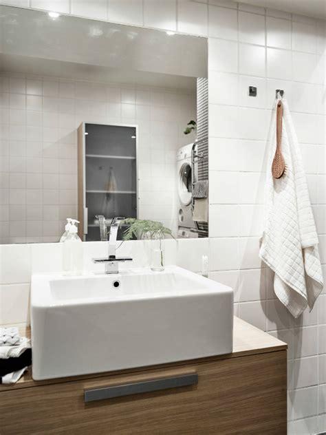 Stylish Bathroom Storage A Small Duplex Apartment That Will Take Your Breath Away Mocha Casa