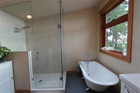 rustic beach bathroom beach ave rustic bathroom vancouver by streamline