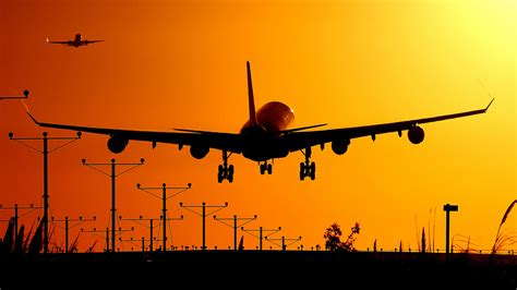 Home Design Hd Wallpaper Download by Screenheaven Aircraft Airliners Sunset Take Off Vehicles