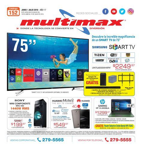 Dvd Multimax catalogo multimax julio 2016 by interiores estilo issuu