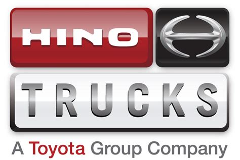 hino logo the hardy line up from hino trucks truck trailer