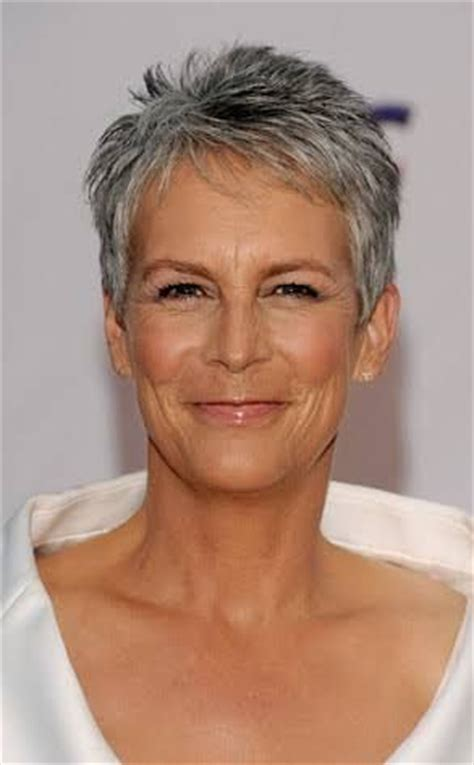 what hair colour was jamie lee curtis in her younger days 164 best images about chemo haircuts on pinterest short