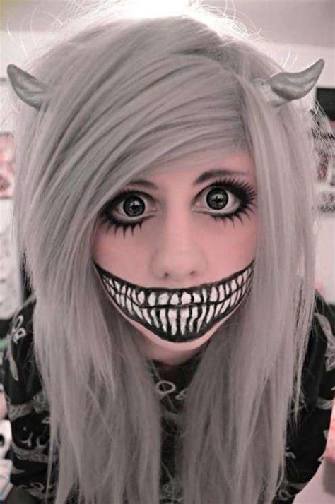 imagenes maquillaje halloween niños halloween fotos de maquillaje de mujer 12 14 ellahoy