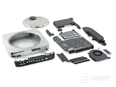 Macbook Mini ifixit s 2014 mac mini teardown shows a sealed less