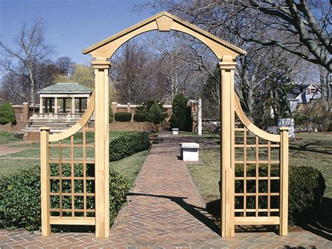 Trellis Structures The Salem Arch By Trellis Structures