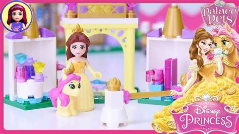 Lego Princess Diary Beautiful lego disney princess palace pets s royal stable build beast toys