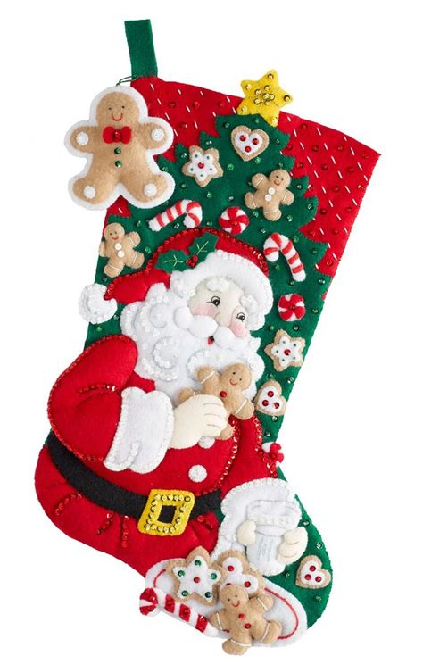 christmas stockings 1000 ideas about christmas stocking kits on pinterest