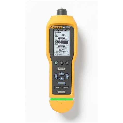 Pressure Measurement Bench Fluke 805 Vibration Meter