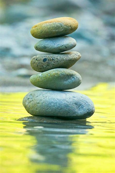 stone cairn gardening pinterest