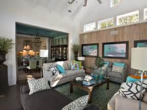 Hgtv Livingrooms Modern Furniture 2013 Hgtv Smart Home Living Room Pictures