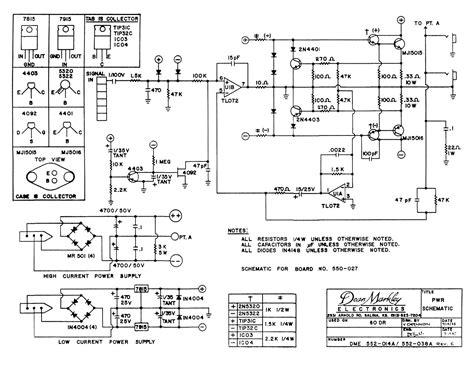 Power Lifier Dynacord dynacord schematic guitar elsavadorla