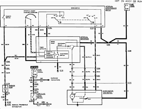 clutch pedal wiring diagram 93 ford 42 wiring