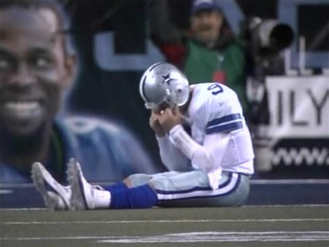 Tony Romo Tires Of by The Nfl In A Nutshell Sports