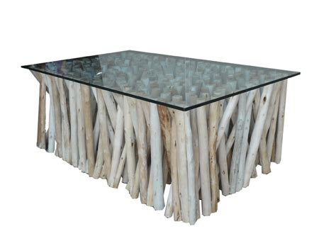 Recycled Eucalyptus Coffee Table Recycled Coffee Table