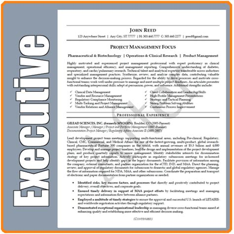 How To Write Executive Resume by How To Write Executive Resume Axiomseducation
