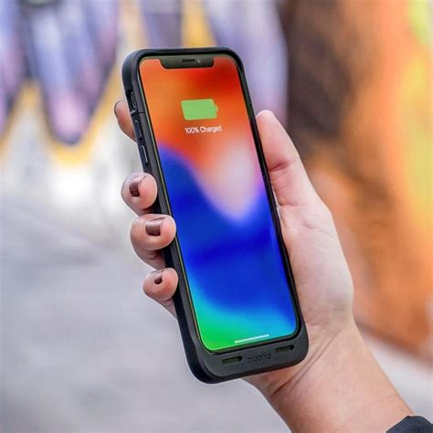extend the battery of your iphone x with mophie s mfi certified juice pack air imore