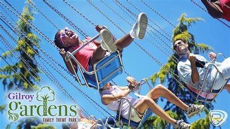 theme park family deals gilroy gardens theme park up to 52 discount rush49