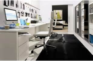 white home office furniture compact white home office design stylehomes net