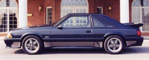 89 mustang gt specs mustang specs 1989 ford mustang