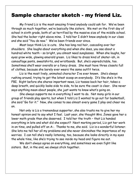 My Friend Essay by How To Write Papers About My Best Friend Essay 300 Words