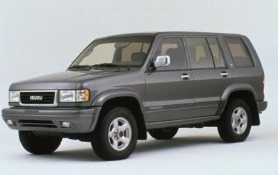 how petrol cars work 1995 isuzu trooper regenerative braking used 1995 isuzu trooper mpg gas mileage data edmunds