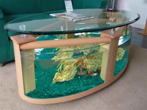 Fish Tank Dining Table » Home Design 2017