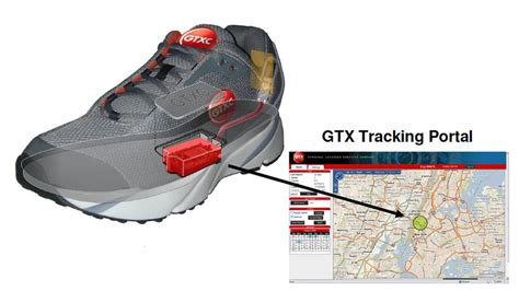 gps shoes comfort shoes with embedded gps to keep track of alzheimer