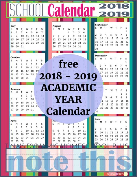 2018 2019 24 month calendar 2 year monthly pocket planner notebook notes and phone book u s holidays lettering book 4 0 x 6 5 books free 2018 2019 academic year calendars planner pages