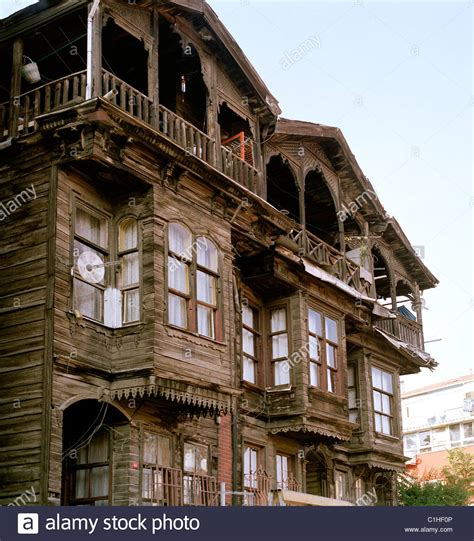 ottomane landhaus ottoman house in istanbul in turkey in middle east