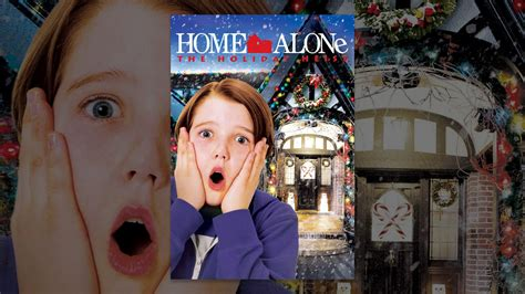 home alone the heist