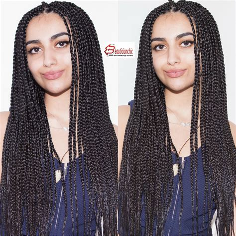 how much does it cost to get crochet braids box braids cost what type of hair to buy for box braids