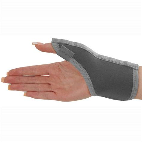 comfort cool thumb spica splint comfort cool d ring wrist splint low prices