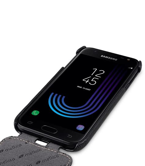 Lc Leather Samsung J7 Prime 1 premium leather for samsung galaxy j7 2017 jacka type black lc