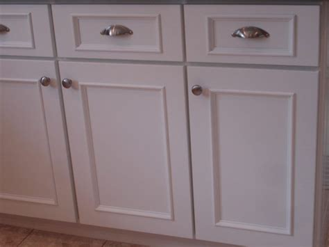 awesome flat panel kitchen cabinet door styles white