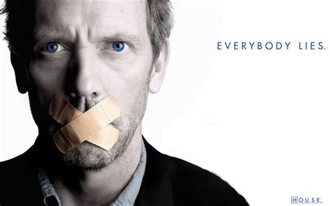 Shows Like House Md by House Everybody Lies House M D Wallpaper 561420