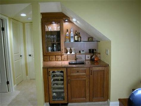 small space bar design built under stairs diy pinterest wine cellar pictures and bar