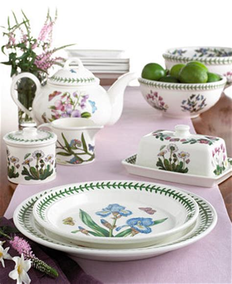 Portmeirion Botanic Garden Dinnerware Product Not Available Macy S