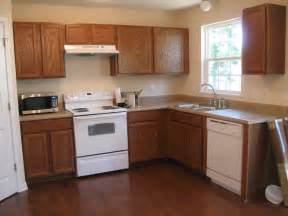 Staining Unfinished Kitchen Cabinets by How To Make Oak Kitchen Cabinets Darker Kitchen