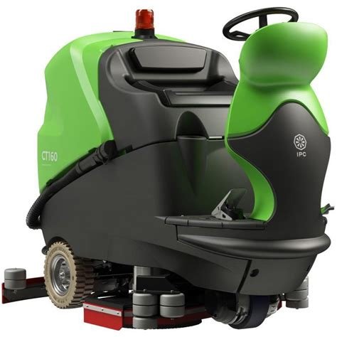 ipc eagle ct automatic ride  floor scrubber  gallons