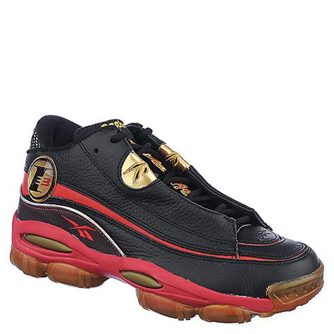 the answer sneakers reebok the answer dmx 10 black basketball athletic sneaker