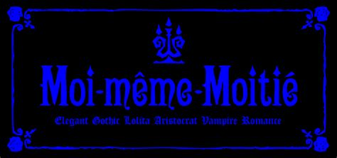 Moi Meme - moi meme moitie lolita fashion wiki fandom powered by
