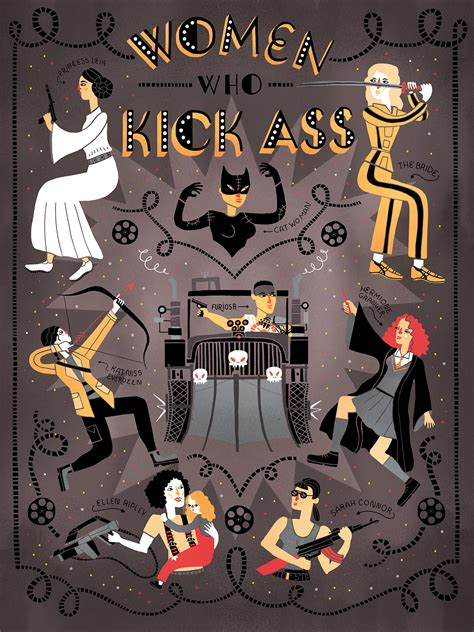 s day kickass we asked 20 top artists to create a poster for their