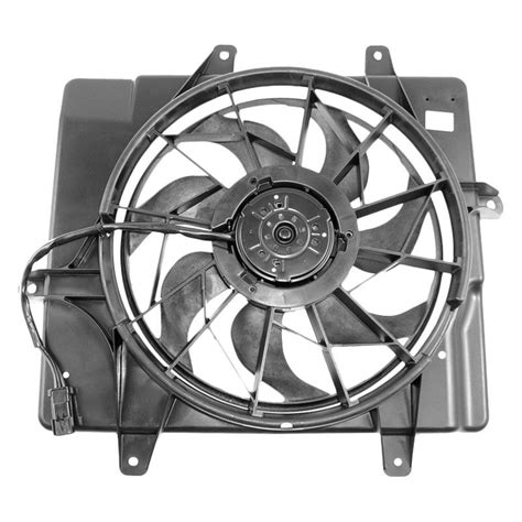 pt cruiser radiator fan apdi 174 6015101 engine fan