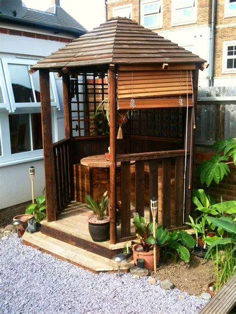 Tiki Hut Uk Hardy Tropicals Uk View Topic My Tiki Hut On The Cheap
