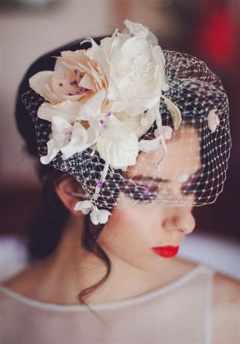 Vintage Wedding Hairpieces Australia by Beautiful Bridal Hairpieces From Birdnest Bridal Polka