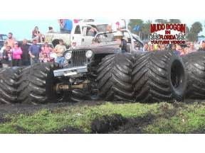 monster jeep mega monster jeep bounty hole will it make it youtube