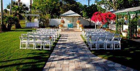orlando garden wedding venues orlando wedding venue ceremony reception celebration